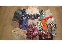 Boy clothes bundle (12-18 months) - 51 items