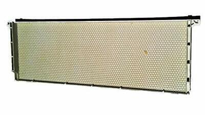 Langstroth Bee Hive 10 Frame Medium Super Frames And Foundations White Plastic