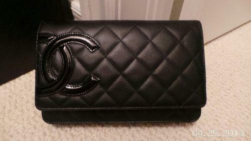 06af6004d982 Chanel Wallet on A Chain | eBay