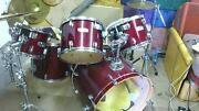 Used Cymbal Set