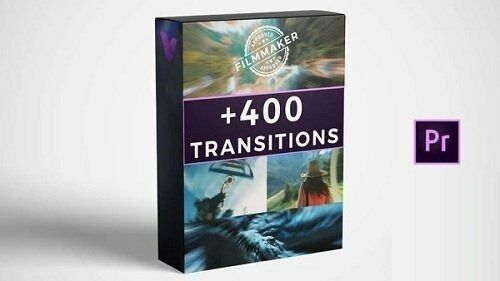 400+ TRANSITION PACK FOR PREMIERE PRO/ AFTER EFFECTS (DOWNLOADABLE CONTENT)