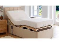 Stratus adjustable single bed