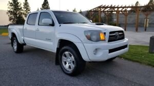 2009 TOYOTA TACOMA DOUBLE CAB LONG BED