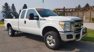 2011 FORD F-350 SD XLT SUPERCAB LONG BE