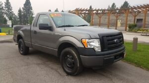 2013 FORD F-150 XL 6.5-FT. BED 2WD