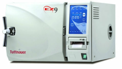 New Tuttnauer Ez9 - The Fully Automatic Autoclave