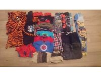 Kids clothes bundle - boys (3-4 years) - 24 items
