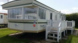 SKIPSEA SANDS 2 BEDROOM 6 BERTH CARAVAN TO LET