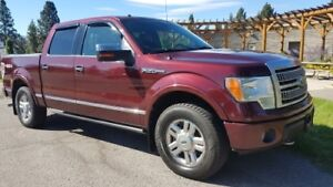 2009 FORD F-150 SUPERCREW 5.5