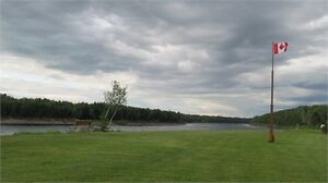 River Front RV Lots for rent