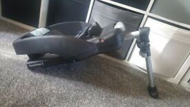 Maxi Cosi easyBase2 cabriofix & pebble car seat SEAT BELT fitting easy base 2