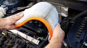 Filtre  a AIR Toyota  &   Vibe / Inspection gratuite