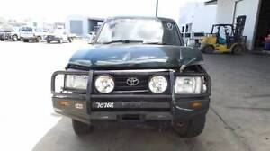 TOYOTA LANDCRUISER 1FZ STEERING COLUMN SHRO 98 TO 07 (TMP-138829) Brisbane South West Preview