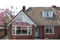 Cottage style bungalow in Filey