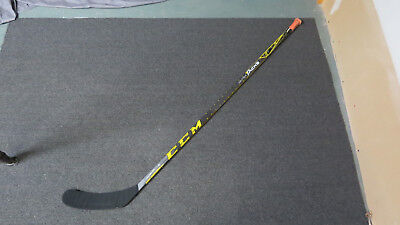 66a0574d98b Used Ryan White CCM Ultra Tacks Pro Stock Composite Hockey Stick Flyers  Right