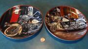 Franklin Mint Harley Davidson Plates