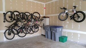 Steadyrack Classic Rack--Vertical Bike Storage Rack