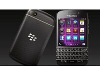 BlackBerry Q10 unlock - smartphone QWERTY/AZERTY AND TOUCHSCREEN