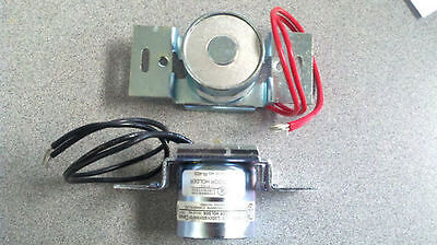Hobbyist Locksmith Electromagnet Rixson 1 Magnet  24vdc