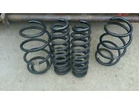 Bmw m3 competition pack lowering spring
