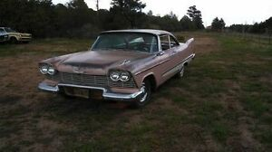 Looking for 1958 Plymouth Fury