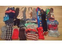 Kids clothes bundles - boys (18-24m) - 45 items