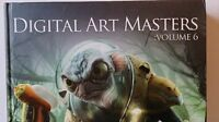 Digital Art Masters BOOK: Volume 6 - HARDCOVER -3d Total Publ-