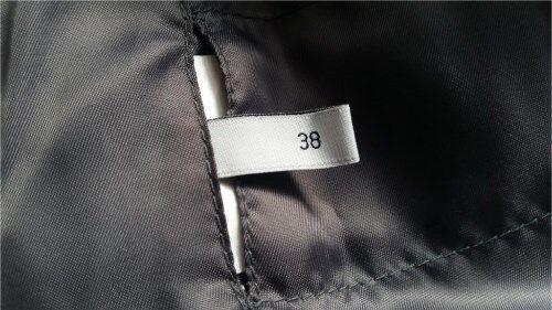 Tru Trussardi Damen Lederjacke Damen Jacke Größe 38 NEU