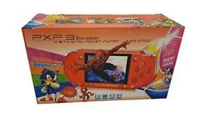 f2a4959c708 PXP 3 16-Bit Handheld Portable Video Game Console - Black for sale ...