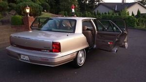 1994 olds ninety eight excellent shape low km