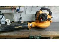mcculloch bvm 250 leaf blower spares or repair