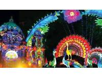The Carnival of Light, Cardiff