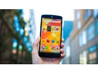 LG GOOGLE NEXUS 5 16gb Android Phone unlock GRADED