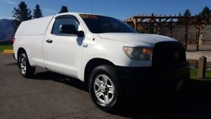 2007 TOYOTA TUNDRA REGULAR CAB LB 5AT 2