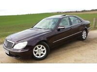 WANTED MERCEDES S320 WANTED CASH BUYER