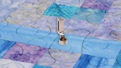 "1/4"" Ruler Foot Frame Quilting Embroidery High Shank Juki,Singer,Pfaff,Baby Lock"