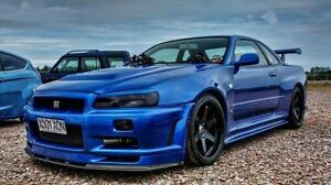 Want to buy R34 GTR Camira Ipswich City Preview