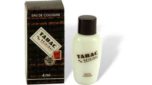 Tabac+Maurer+%26+Wirtz+Eau+De+Cologne+Vintage+Miniature+4ml+Mens+Fragrance++Mini