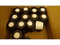 27 ROLLS DYMO / SEIKO COMPATIBLE 11354 LABELS - 57 x 32mm (1000PCS)-HIGH QUALITY