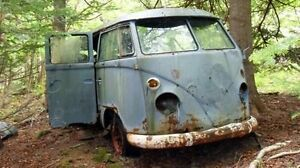 Looking for old VW buses