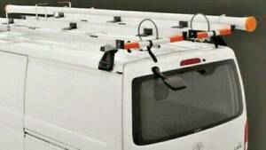 Toyota Genuine Hiace Roof Racks Technician Kit Complete 3 Bar Set Kedron Brisbane North East Preview