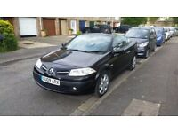 Reduced Price for 2009 Renault Megane Convertible Car