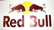 Red Bull Decals