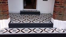 Victorian and federation tessellated tiles and tiling Hunters Hill Hunters Hill Area Preview