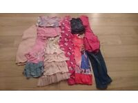 Kids clothes bundle - girls (5-6 years) - 11 items
