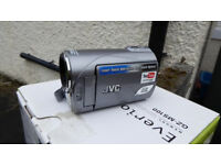 JVC Everio GZ-100 MS100 SD Camcorder