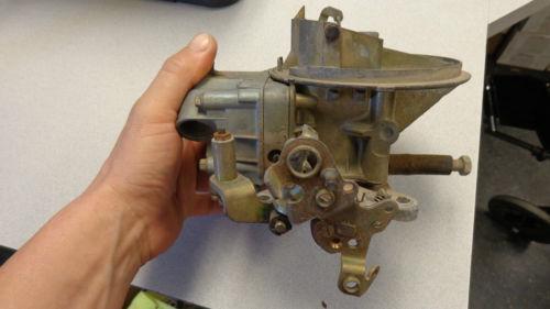 carburetor barrel ford
