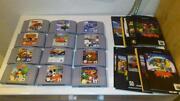 N64 Spielesammlung