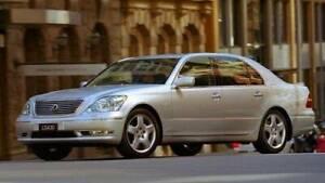 Wanted Lexus LS430 Sedan - 2004, 2005, 2006, 2007