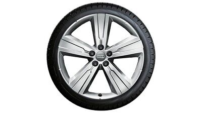Original Audi Q7 SQ7 4M Winter Complete Wheels IN 5-Arm-Crena-Design 255/50 R20 for sale  Shipping to Ireland